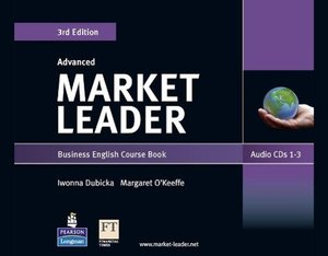 Market Leader Advanced Coursebook 2 Audio CDs