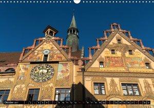 Ulm (Wandkalender 2017 DIN A3 quer)
