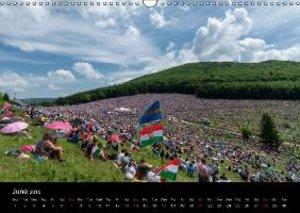 Heart of Transylvania (Wall Calendar 2015 DIN A3 Landscape)