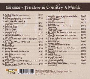 Beste Deutsche Trucker & Country Musik