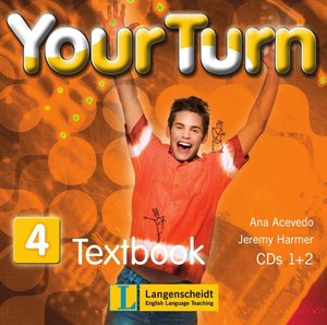 Your Turn 4 - 2 Audio CDs