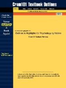 Outlines & Highlights for Psychology by Nairne