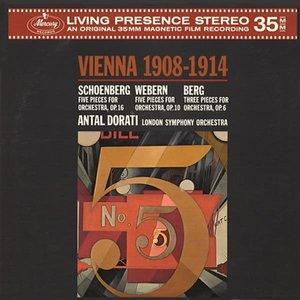 Vienna 1908-1914
