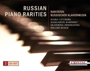 Russian Piano Rarities
