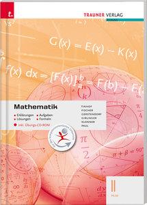 Für HLW-Schulversuchsschulen: Mathematik II HLW inkl. Übungs-CD-