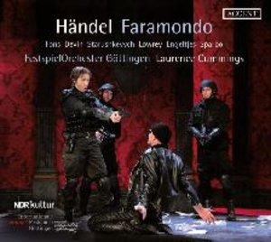 Faramondo HWV 39