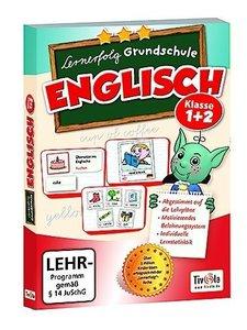 Lernerfolg Grundschule Englisch 1.+ 2. Klasse. Für Windows 8, Wi
