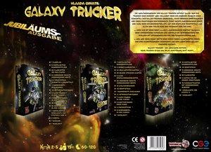 Heidelberger CZ027 - Galaxy Trucker: Jubiläumsausgabe