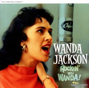 Rockin' With Wanda/There's A Party