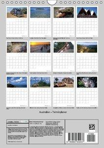Grosskopf, R: Australien - Terminplaner (Wandkalender 2015 D