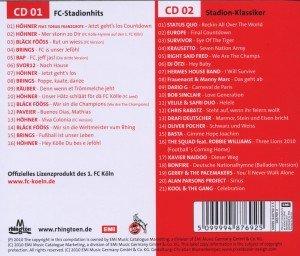 1.FC Köln Stadionhits