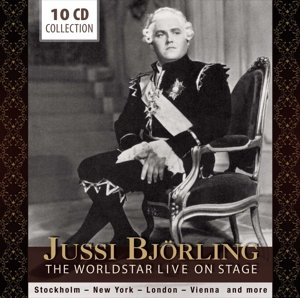 The Magnificent Jussi Björling - Live on Stage