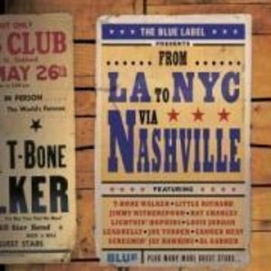 From L.A.to N.Y.C.via Nashville