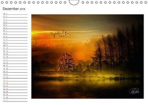 Terminplaner - Zwischenwelten, Zeiten zwischen Tag und Nacht (Wa