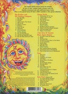 Joplin, J: Big Brother & The Holding Company