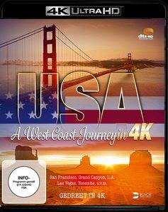 USA ? A West Coast Journey (4K