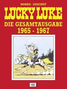 Lucky Luke Gesamtausgabe 09. 1965-1967