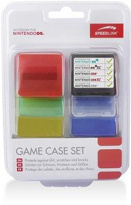 Speedlink GAME CASE Set - für 3DS & DS Games (multicolor)