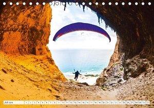 Edition Funsport: Paragliding - Durch die Luft schweben (Tischka