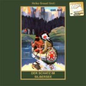 Der Schatz im Silbersee. MP3-CD