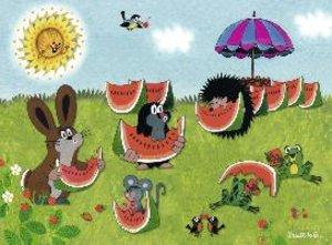 Ravensburger 05408 - My First Puzzles: Melone schmeckt, Der klei