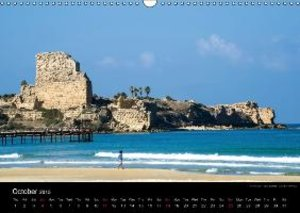 Monuments of Israel 2015 (Wall Calendar 2015 DIN A3 Landscape)