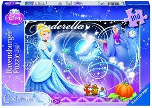 Ravensburger 10688 - Cinderella und ihre Freunde, XXL Puzzle, 10