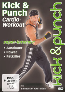 Kick & Punch Cardio-Workout