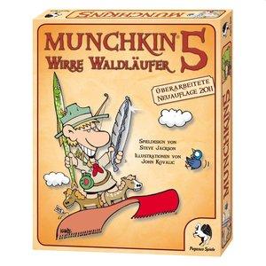 Munchkin 5: Wirre Waldläufer