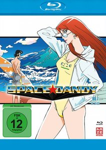 Space Dandy - Blu-ray 7