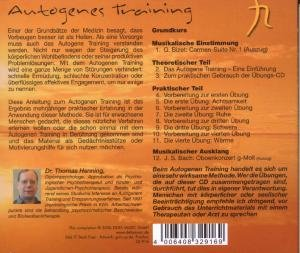 Autogenes Training (Grundkurs)