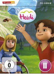 Heidi (CGI)-DVD 11