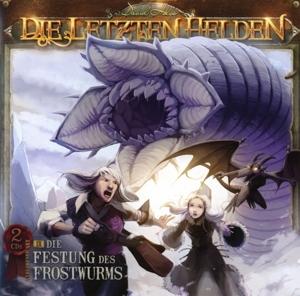 Die letzten Helden 09 - Die Festung des Frostwurms - zum Schließen ins Bild klicken