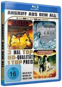 Angriff aus dem All (3 Filme)