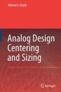 Analog Design Centering and Sizing