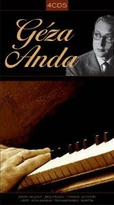 Portrait-Geza Anda (Various)