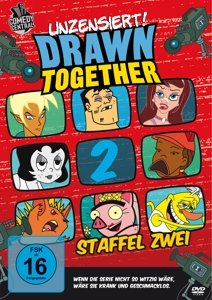 Drawn Together (Staffel 2)