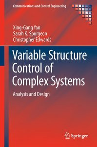 Variable-Structure Control of Complex Systems