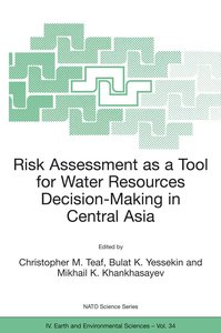 Risk Assessment as a Tool for Water Resources Decision-Making in