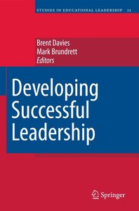 Developing Successful Leadership