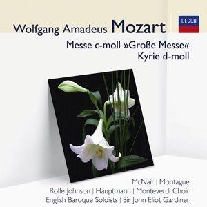 Messe c-moll KV 427/Kyrie KV 341 (Audior)