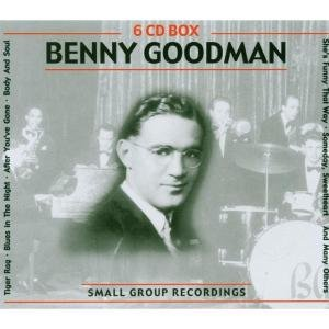Benny Goodman Small Group Recordings