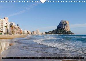 Costa Blanca - Spaniens weiße Küste (Wandkalender 2016 DIN A4 qu