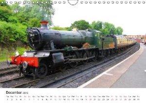 Englands Nostalgic Trains (Wall Calendar 2015 DIN A4 Landscape)