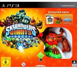 Skylanders: Giants - Booster Pack - zum Schließen ins Bild klicken