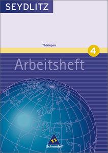 Seydlitz Geographie 4. 8. Schuljahr. Arbeitsheft. Gymnasium Thür