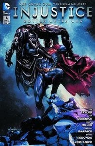 Injustice 04. Götter unter uns
