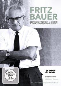 Fritz Bauer: Gespräche, Interviews und Reden aus den Fernseharch