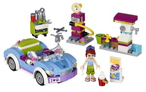 LEGO 41091 - Friends: Mias Sportflitzer