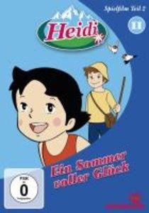 Heidi-Ein Sommer voller Glück